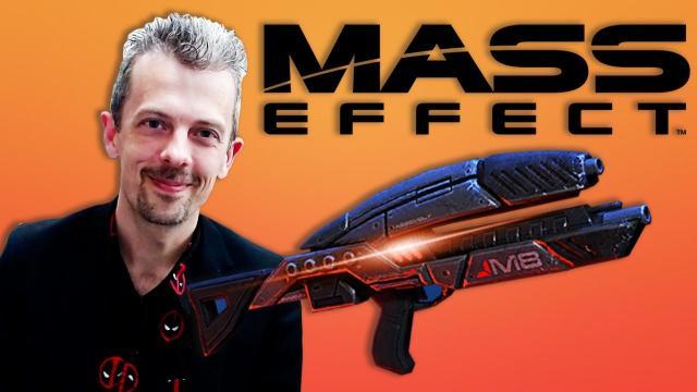 Firearms Expert Reacts To The Mass Effect Trilogy's Guns