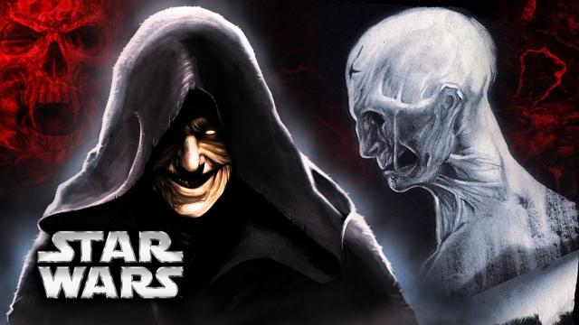 The Frightening Origins of Snoke REVEALED! His Connection To Darth Sidious - Star Wars Explained