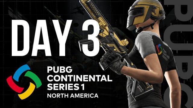 PCS1 North America Grand Final - Day 3