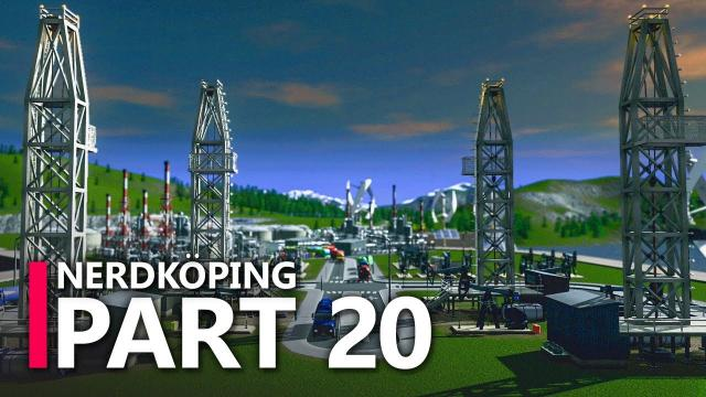 Cities: Skylines - Nerdköping | Part 20