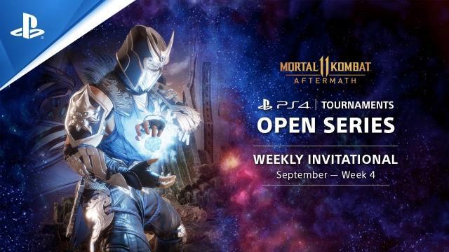 Mortal Kombat 11 Weekly Invitational NA - PS4 Tournaments : Open Series