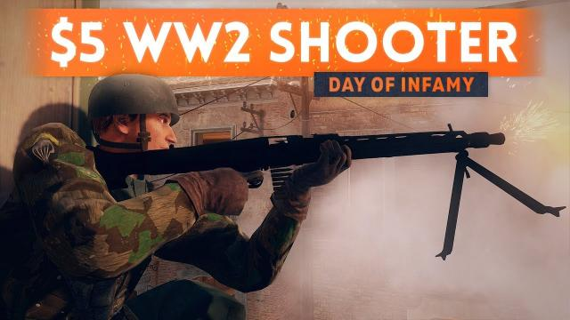 ➤ A WW2 SHOOTER FOR JUST $5! - Day Of Infamy