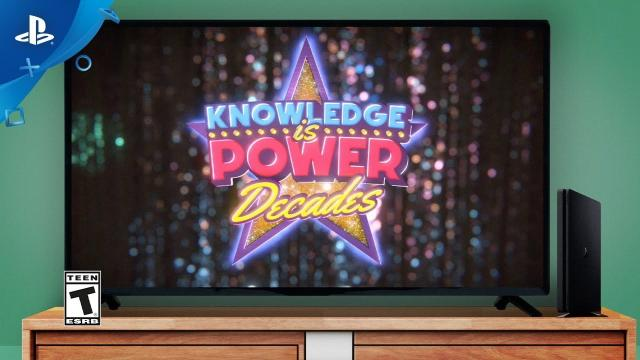 PlayLink - Knowledge is Power: Decades Launch Trailer | PS4