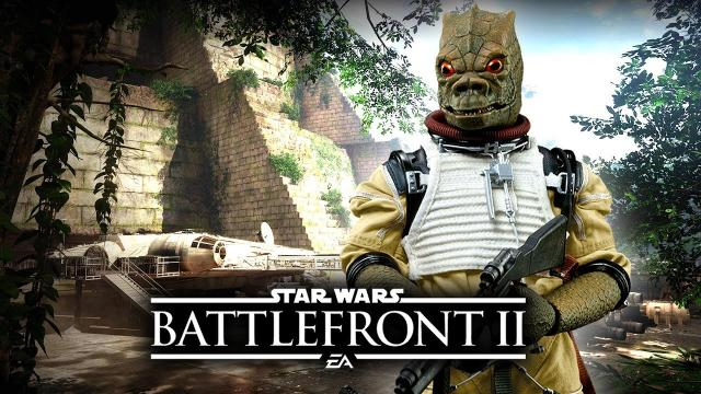 Star Wars Battlefront 2 Bossk S New Ability Revealed Hero