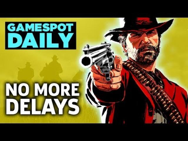 No More Red Dead Redemption 2 Delays; $200 PS4