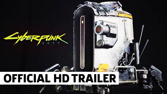 Cyberpunk 2077 — Official Cyber-Up Your PC Finale Trailer