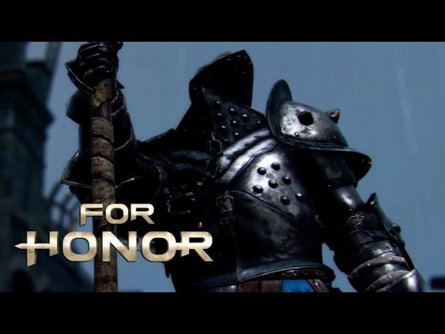 For Honor - The Lawbringer (Knight) Gameplay Trailer