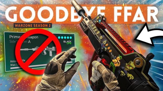 Time to say GOODBYE to the OP FFAR in Warzone... You Won't be Missed!