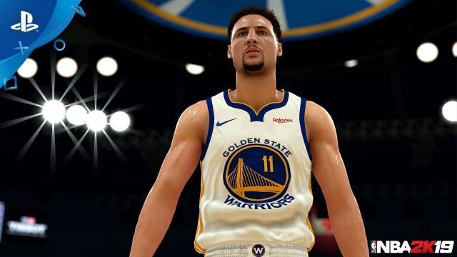 NBA 2K19 +16 Trainer