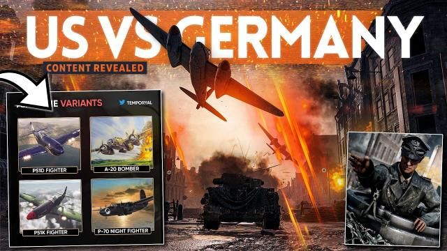 """More NEW """"US VS GERMANY"""" Content Revealed in Battlefield 5!"""