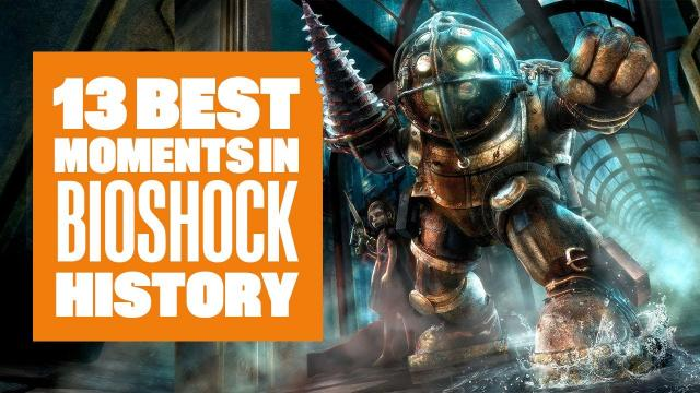 13 of the Best Moments in Bioshock History - Bioshock Collection Nintendo Switch