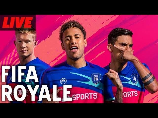 FIFA 19 Kick Off and Survival Mode Gameplay Live