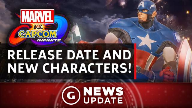 Marvel Vs. Capcom: Infinite Release Date And New Characters Revealed - GS News Update