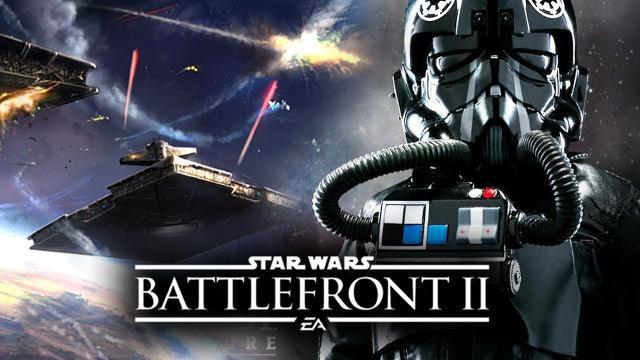 Star Wars Battlefront 2 - New Star Destroyer Shipyard Space Battles! New Gameplay Coming!
