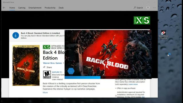 Run Back 4 Blood for Gamepass No EAC.mov