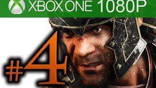 Ryse Son of Rome Walkthrough Part 4 [1080p HD Xbox ONE] - No Commentary