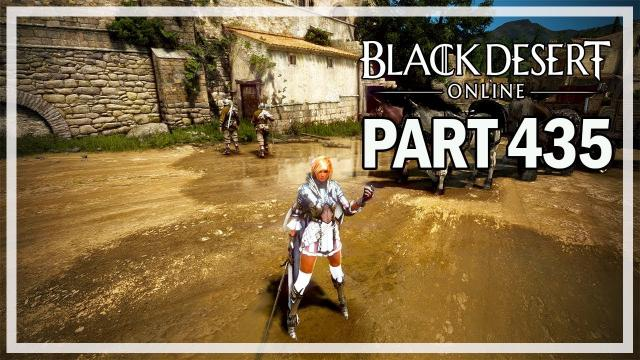 Black Desert Online - Dark Knight Let's Play Part 435 - Reliving the Darkness
