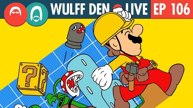 What do you want in Mario Maker 2? - WDL Ep 106