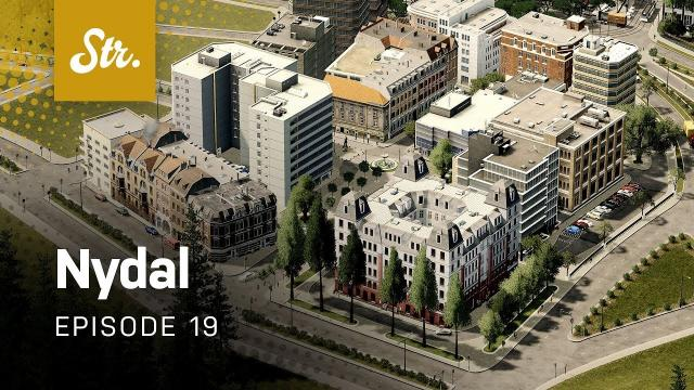 Historical Preservation... Not — Cities Skylines: Nydal — EP 19