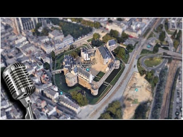 #83 Let's build more roads and detail them! Re-building Nantes in Cities Skylines!