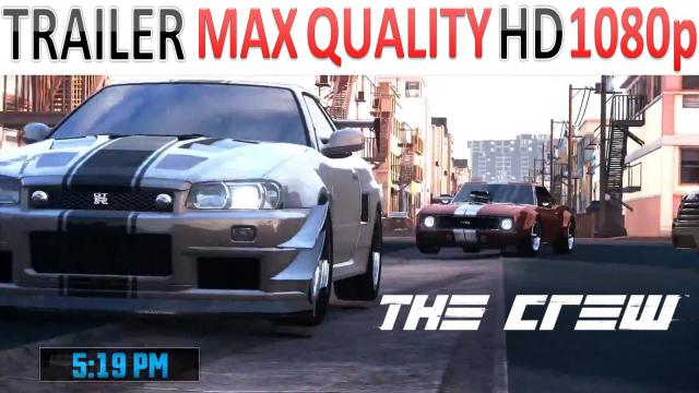The Crew - Trailer - Truly Driving Social - Max Quality HD - 1080p - (PS4, XOne, PC, X360)