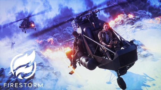 Battlefield V - FIRESTORM Immersive No HUD Gameplay Trailer [4K Ultra]