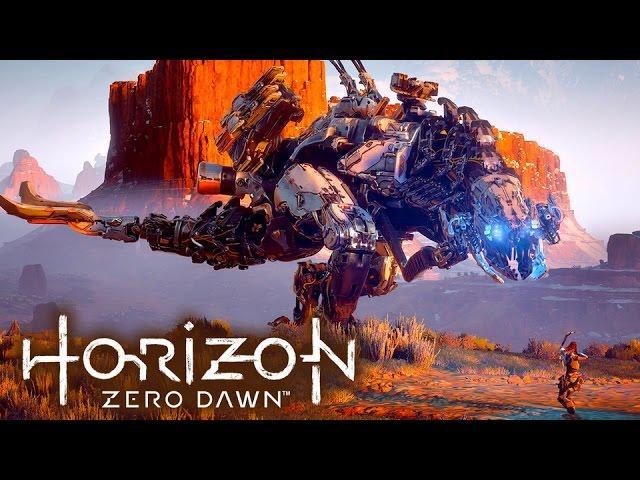 Creating a PlayStation Icon - Horizon Zero Dawn (Official)