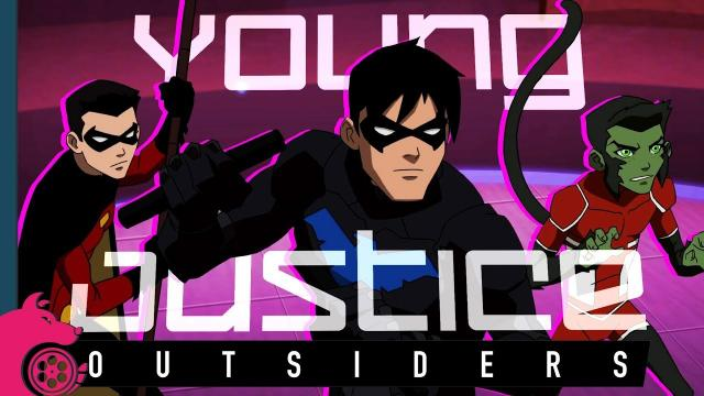 Is Young Justice: Outsiders worth the DC Universe subscription?