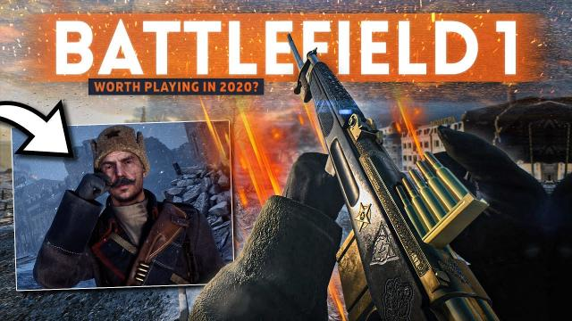 Should you REALLY go back to playing BATTLEFIELD 1 in 2020?