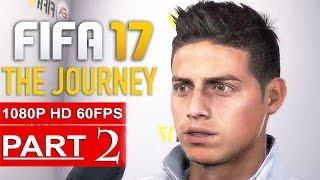 FIFA 17 THE JOURNEY Gameplay Walkthrough Part 2 [1080p HD 60FPS PC ULTRA] FULL GAME - No Commentary