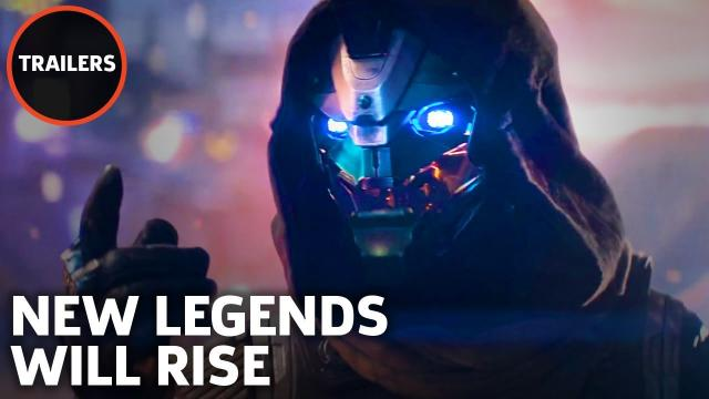 Destiny 2 - New Legends Will Rise: Live Action Trailer