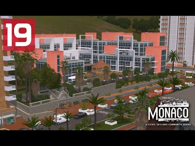 National Museum - Cities: Skylines: Project: Monaco - EP 19