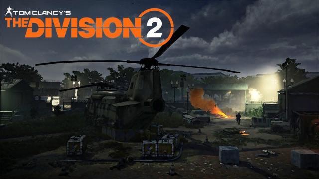La Vie En Rose - The Division 2 Dark Zones