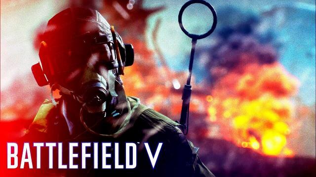 Battlefield 5 - Behind The Mask Trailer - 4K