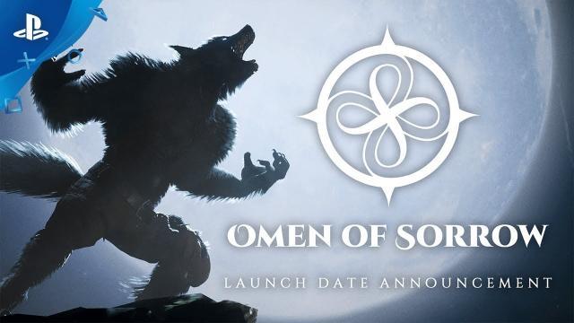 Omen of Sorrow - Release Date Trailer | PS4 Exclusive