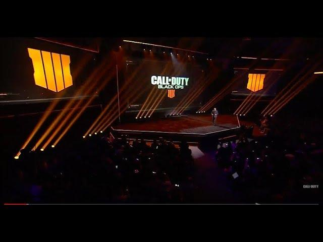 Call of Duty®: Black Ops 4 Oficial — Livestream do Evento de Revelação para a Comunidade