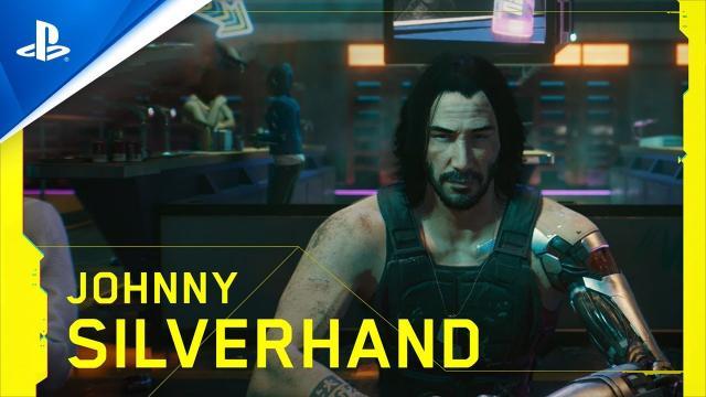 Cyberpunk 2077 - Johnny Silverhand Story Trailer | PS4