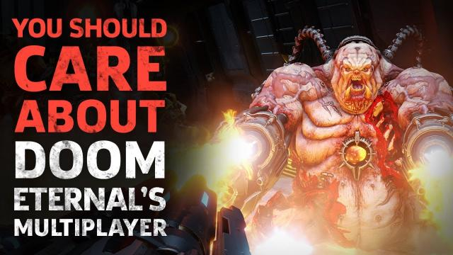 You Should Care About Doom Eternal's Multiplayer