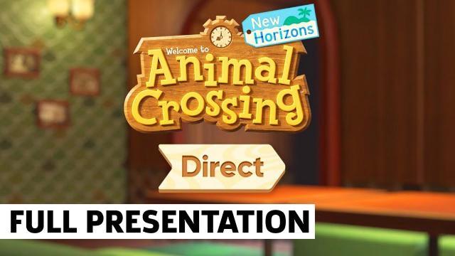Animal Crossing: New Horizons Direct 10.15.2021 Full Presentation