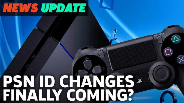 Sony May Finally Allow PSN Name Changes - GS News Update