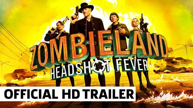 Zombieland Headshot Fever - Official Announcement Trailer