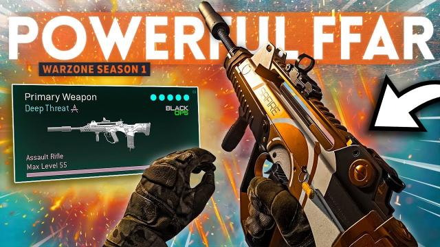 Try this MAX RANGE FFAR Class Setup in Warzone... it DESTROYS People!