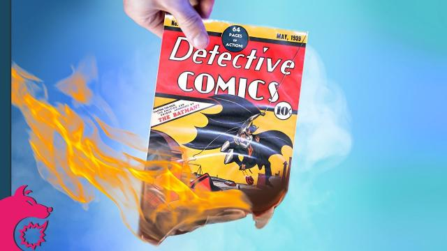 DC Comics is in a lot of Trouble