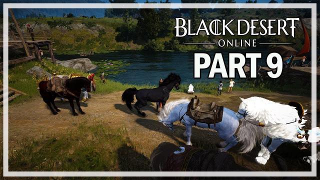 Tuvala Gear - Hashashin Season 2 Let's Play Part 9 - Black Desert Online