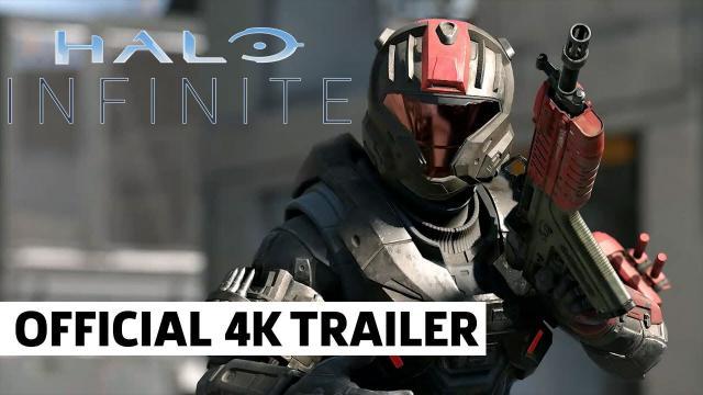 Halo Infinite Official 4K Multiplayer Reveal Trailer