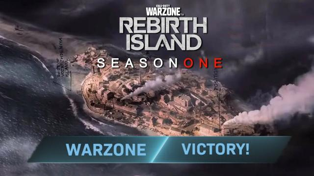 COD Warzone - SEASON ONE VICTORY | RESURGENCE TRIOS | Video #123