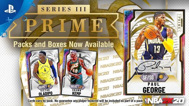 NBA 2K20 - MyTEAM: Paul George PRIME Series III | PS4