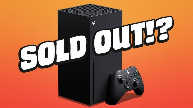 Xbox Preorders Were Almost As Bad As PS5's | Save State