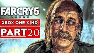 FAR CRY 5 Gameplay Walkthrough Part 20 [1080p HD Xbox One X] - No Commentary