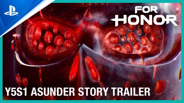 For Honor - Asunder Story Trailer | PS4
